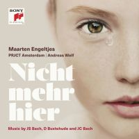 Maarten Engeltjes - Nicht Mehr Hier - CD