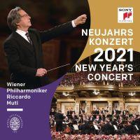 Neujahrskonzert 2021 - Riccardo Muti und Wiener Philharmoniker - 2CD
