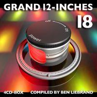Ben Liebrand - Grand 12 Inches 18 - 4CD