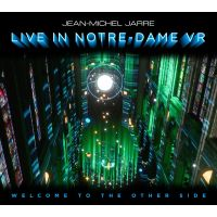 Jean-Michel Jarre - Welcome To The Other Side - Live In Notre-Dame VR - CD+BLURAY