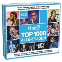 Radio Veronica - Top 1000 Allertijden 2021 - 5CD
