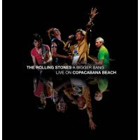 Rolling Stones - A Bigger Bang - Live On Copacabana Beach - BLURAY+2CD