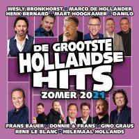De Grootste Hollandse Hits - Zomer 2021 - CD