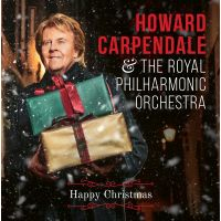Howard Carpendale & The Royal Philharmoniker Orchestra - Happy Christmas - CD