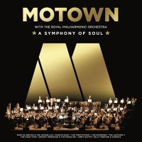 Motown With The Royal Philharmonic Orchestra - A Symphony Of Soul - CD