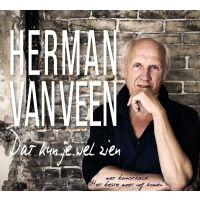 Herman van Veen - Dat Kun Je Wel Zien Dat Is Hij - CD