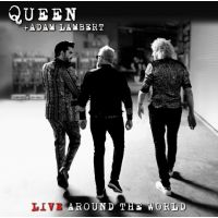 Queen + Adam Lambert - Live Around The World - CD+BLURAY