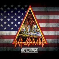Def Leppard - Hits Vegas - Live At Planet Hollywood - 2CD+BLURAY
