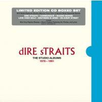 Dire Straits - The Studio Albums 1978 - 1991 - 6CD