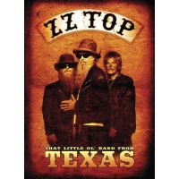 ZZ Top - That Little Ol' Band From Texas - Bluray