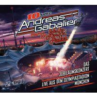 Andreas Gabalier - Best of Volks-Rock'n'Roller - 10 Jahre - Das Jubilaumskonzert - 2CD