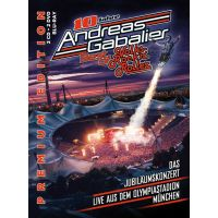Andreas Gabalier - Best of Volks-Rock'n'Roller - 10 Jahre - Das Jubilaumskonzert - 2CD+2DVD+BLURAY
