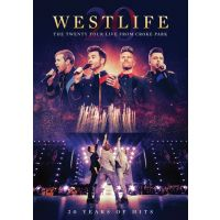 Westlife - The Twenty Tour - Live From Croke Park - DVD