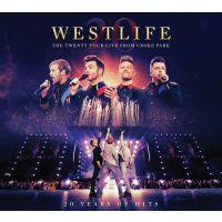 Westlife - The Twenty Tour - Live From Croke Park - CD+DVD