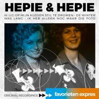 Hepie & Hepie - Favorieten Expres - CD