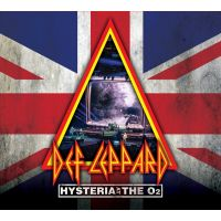 Def Leppard - Hysteria At The O2 - 2CD+BLURAY