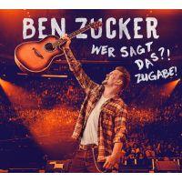 Ben Zucker - Wer Sagt Das?! Zugabe! - 3CD