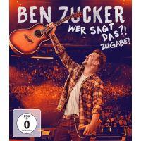 Ben Zucker - Wer Sagt Das?! Zugabe! - Bluray