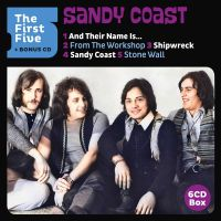 Sandy Coast - The First Five - Limited Edition - 6CD