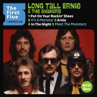 Long Tall Ernie & The Shakers - The First Five - Limited Edition - 6CD