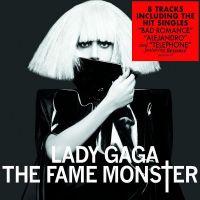 Lady Gaga - The Fame Monster - CD