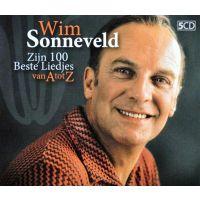 Wim Sonneveld - Zijn 100 Beste Liedjes van A tot Z - 5CD