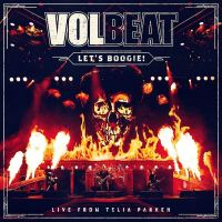 Volbeat - Let's Boogie - Live From Telia Parken - 2CD