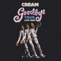 Cream - Goodbye Tour - Live 1968 - Limited Edition - 4CD