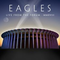 Eagles - Live From The Forum MMXVIII - 4LP+BOEK