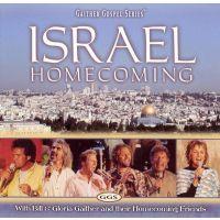 Bill & Gloria Gaither - Israel Homecoming - CD