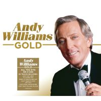 Andy Williams - GOLD - 3CD