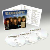 Europe - GOLD - 3CD