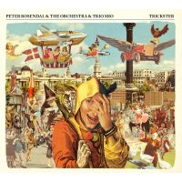 Peter Rosendal & The Orchestra & Trio Mio - Trickster - CD