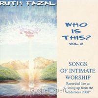 Ruth Fazal - Who Is This Vol. 2 - CD