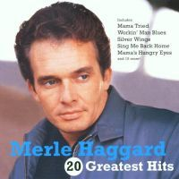 Merle Haggard - 20 Greatest Hits - CD