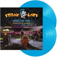 Stray Cats - Rocked This Town: From LA To London - Coloured Vinyl - 2LP