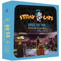 Stray Cats - Rocked This Town: From LA To London - CD