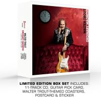 Walter Trout - Ordinary Madness - Limited Edition Box Set - CD