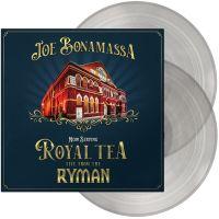 Joe Bonamassa - Now Serving: Royal Tea Live From The Ryman - Transparant Vinyl - 2LP