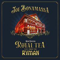 Joe Bonamassa - Now Serving: Royal Tea Live From The Ryman - CD
