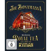 Joe Bonamassa - Now Serving: Royal Tea Live From The Ryman - DVD