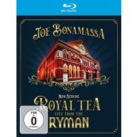 Joe Bonamassa - Now Serving: Royal Tea Live From The Ryman - BLURAY