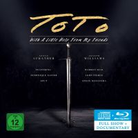 Toto - With A Little Help From My Friends - CD+BLURAY