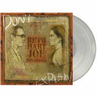Beth Hart & Joe Bonamassa - Don't Explain - Clear Vinyl - LP