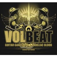Volbeat - Guitar Gangsters & Cadillac Blood - Limited Tour Edition - CD