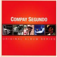 Compay Segundo - Original Album Series - 5CD