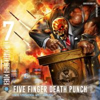 Five Finger Death Punch - And Justice For None - CD