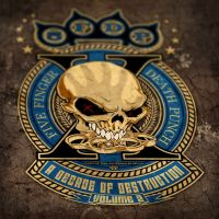 Five Finger Death Punch - A Decade Of Destruction - Volume 2 - CD