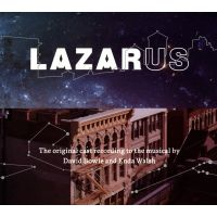 Lazarus - Original Cast Musical By David Bowie And Enda Walsh - 2CD