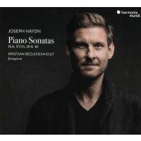 Kristian Bezuidenhout - Piano Sonatas Haydn - CD